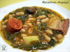 RECETINES ASGAYA: Pote Asturiano