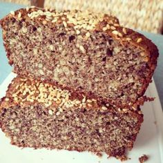 Pan integral a base de semillas y nueces.