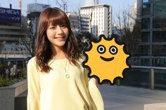 「ZIP!」の7代目お天気キャスターに抜てきされた貴島明日香さん