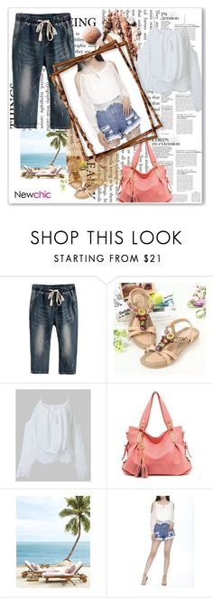 """""""Newchic 27"""" by jnatasa ❤ liked on Polyvore"""