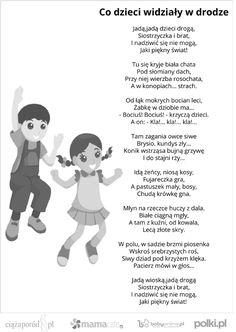 kołysanki dla dzieci, tekst kołysanki