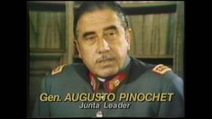 """Dateline: Chile 1973 - ABC News Part of ABC News' """"The Eagle and the Bear"""" documentary series. Describes election to power of Salvador Allende on a socialist platform; the nationalisation of U.S. owned copper and telephone industries (Anaconda and ITT); Castro's visits in 1971 and 1972; Nixon's opposition to the perceived rise of Marxism in Latin America; the suspension of loans to Chile; the loss of popular Chilean support; the arrest by the Chilean Army of Allende supporters; the death of…"""