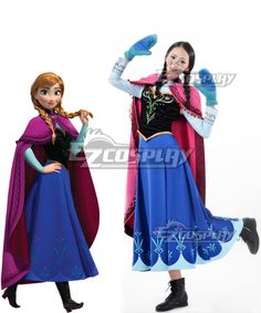 Frozen Anna Disney Cosplay Dress #Everyone Can Cosplay! Cosplay costumes #Anime Cosplay Accessories #Cosplay Wigs #Anime Cosplay masks #Anime Cosplay makeup #Sexy costumes #Cosplay Costumes for Sale #Cosplay Costume Stores #Naruto Cosplay Costume #Final Fantasy Cosplay #buy cosplay #video game costumes #naruto costumes #halloween costumes #bleach costumes #anime