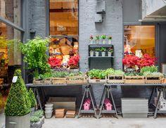 Balcony Gardener and Squint Pop-Up Urban Garden Shop at London's Chelsea Fringe Festival | Urban Gardens