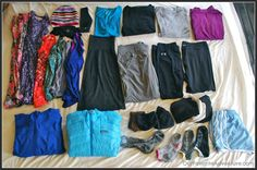 What to Pack for a Backpacking Trip: Women's Clothing List by Our Favorite Adventure