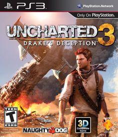 Uncharted 3: La traición de Drake - Uncharted 3: Drake's Deception (2011) | Espectacular casi película...