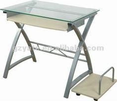 glass computer table $15~$30