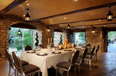 Westlake Village Inn – Santa Barbara/Ventura – Reception and Ceremony Locations