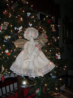 Sweet angel doll