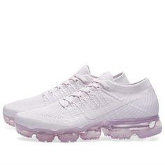 Nike W Air Vapormax Flyknit (Light Violet & White)
