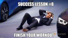 Success Lesson #8