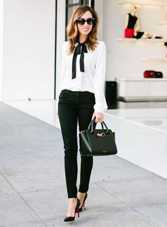 The Best Work Outfit Ideas for Women to Wear Year 2019 27 Business-Outfit 35 The Best Work Outfit Ideas for Women to Wear Year 2019