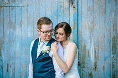 Our famous blue doors |Wild at Heart Photography | Visually Creative Styling | Sydney Wedding Venue | Eschol Park House
