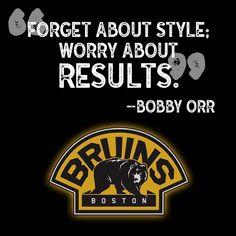 Bobby Orr, Hockey Teams, Boston Bruins
