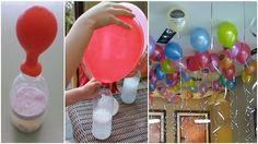 Zo Blaas Je Een Ballon Op En Laat Je Deze Zweven Zonder Gebruik Van Helium - BekijkDezeVideo.nl