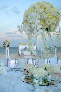 1000 images about boda playa on pinterest bodas mars - Decoraciones para bodas sencillas ...