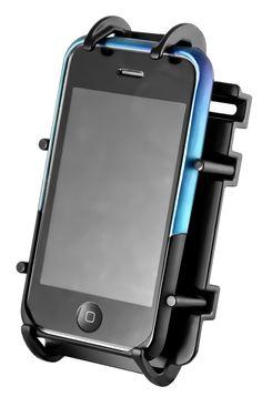 RAM Mounts Quick-Grip™ Spring Loaded Cradle for Cell Phones Phone Cradle, Smartphone Holder, Car Mount, Boat Parts, Gps Navigation, Electronics, Ebay, Phones, Spring
