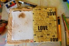 The Junk Journal Project – old calendar – Mixed Media & Art Journaling with Love Keeping A Journal, Journal Pages, Junk Journal, Journal Art, Bullet Journal, Art With Meaning, Uplifting Thoughts, Mixed Media Journal, Writing About Yourself