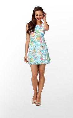 Delia Dress in You Gotta Regatta $168 (w/o 5/12/12) #lillypulitzer #style #fashion