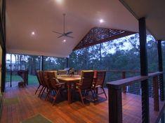 New Pergola Patio Australia Timber Deck Ideas Pergola Patio, Pergola Kits, Pergola Ideas, Patio Ideas, Pergola Plans, Outdoor Decking, Wooden Pergola, Patio Roof, Backyard Ideas