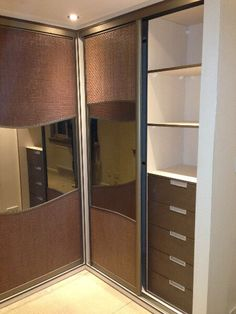 L-Shaped Wardrobes - Clever Space