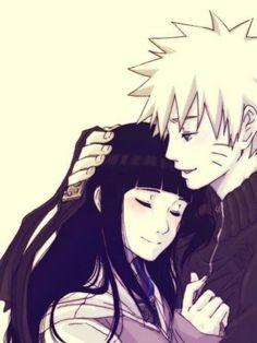 naruhina - Naruto love #anime #manga