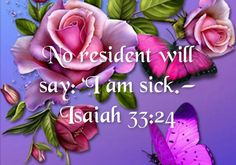 No person will suffer sickness and death. Jesus has the keys to Hades (the grave) and will resurrect the dead in wonderful health, whole, with flesh as in childhood.