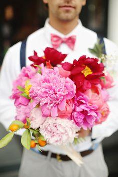 So much beauty: http://www.stylemepretty.com/2015/03/05/preppy-vintage-wedding-inspiration/ | Photography: Kay English - http://www.kayenglishphotography.com/