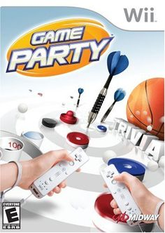 Game Party  Nintendo Wii * Click image to review more details. Note:It is Affiliate Link to Amazon.
