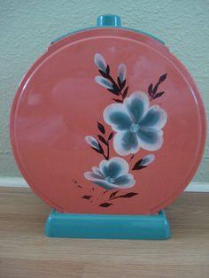 Vintage 1950s Cookie Jar Kitchen Canister 2012314