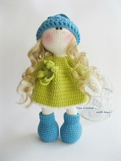 Pin By Nuriye Alan On Oyuncak Pinterest Amigurumi Crochet Dolls