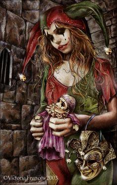 Arte Oscuro Victoria Frances (Gotico) II - Taringa!