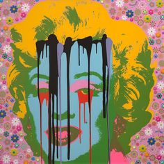 Marilyn by Douglas Coupland.