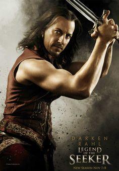 Legend of the Seeker; Darken Rahl; Craig Parker