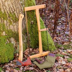 Ray Mears Folding Buck Saw (Ray Mears Wilderness Axe not included)