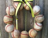 Cute idea to do with son's baseballs for the best ball keepsake ever!!