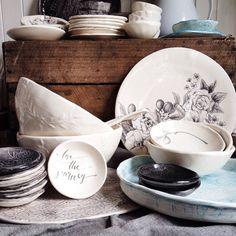 marleyandlockyer's photo on Instagram. Ceramics by Marley & Lockyer
