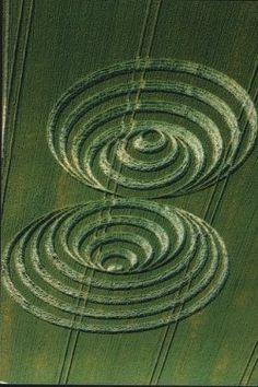 Crop Circles: Art or Vandalism? Crop Circles, Aliens And Ufos, Ancient Aliens, Ancient History, Circle Art, Circle Design, Windmill Hill, Art Rupestre, Mystery