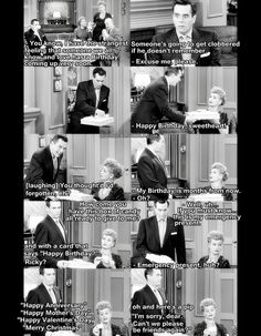 63 Trendy funny happy birthday for him humor hilarious friends tv Classic Hollywood, Old Hollywood, Lucy And Ricky, Lucy Lucy, Tv Happy, I Love Lucy Show, Happy Birthday For Him, The Lone Ranger, Old Shows