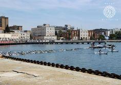 Un po' di nuoto - http://www.hotelbjvittoria.it   #sport #nuoto #Cagliari #Sardegna