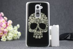 Stylish OEM Στυλάτη Θήκη Skull (LG G2) - myThiki.gr - Θήκες Κινητών-Αξεσουάρ για Smartphones και Tablets - Skull Skull, Phone Cases, Stylish, Skulls, Sugar Skull, Phone Case