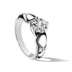 マトラッセ エンゲージメントリング - CHANEL(シャネル)の婚約指輪(エンゲージメントリング)