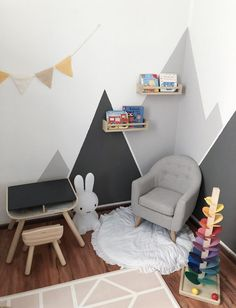 KidsroomKidsroomKidsroom IKEA Hack Kinderzimmer m belideen m bel junge m dchen Kidsroom Toddler Rooms, Baby Boy Rooms, Nursery Wall Decor, Baby Room Decor, Nursery Ideas, Ikea Nursery, Nursery Room, Bedroom Decor, Ikea Hack Kids