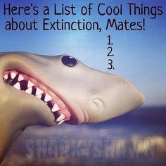 I got nothing, Mates.  #sharkyshawn