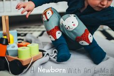 Darling Mess Blog - A Newborn With An Email - Momin' - #pinterest #blogger #blogging#darlingmess #darlingmessblog #newpost #share #pleaseshare #baby #infant #mom #motherhood #expectingmom #newbaby