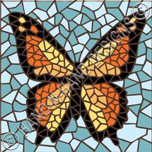butterfly mosaic designs - Google Search
