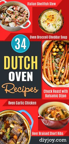 Dutch Oven Recipes - No-knead Dutch Oven Nutty Boule - Easy Ideas for Cooking in Dutch Ovens - Soups, Stews, Chicken Dishes, One Pot Meals and Recipe Ideas to Slow Cook for Easy Weeknight Meals Recipes no oven 34 Dutch Oven Recipes Dutch Oven Lasagna, Dutch Oven Cooking, Easy Cooking, Dutch Ovens, Easy Oven Recipes, Best Dinner Recipes, Slow Cooker Recipes, Cooking Recipes, Oven Broccoli