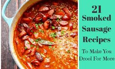 Just because summer is coming to an end doesn't mean you have to put away some of your favorite seasonal flavors. Smoked sausage may rock your taste buds on the grill, but if you pitch in a few more ingredients, you can transition this savory flavor of summer into a few dishes that will have you coming back for more.