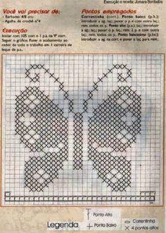 Crochê Gráfico