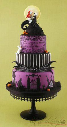 wedding cake -w-